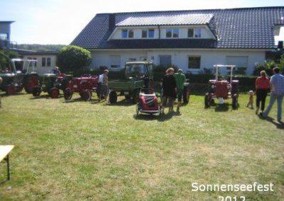 Treckerfreunde Bissendorf – SonnenSeeFest 2012