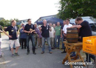 Fassanstich – SonnenSeeFest 2012