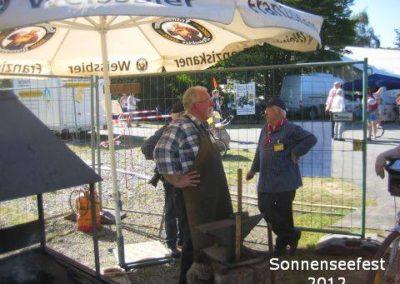 Alte Schmiede – SonnenSeeFest 2012
